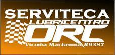 Mantención por kilometraje automotriz, Lubricentros ORC