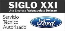 Servicio Tecnico Ford en Los Andes - Siglo XXI