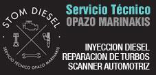 Inyección Diésel, Reparación de Turbos, Scanner Automotriz, Opazo