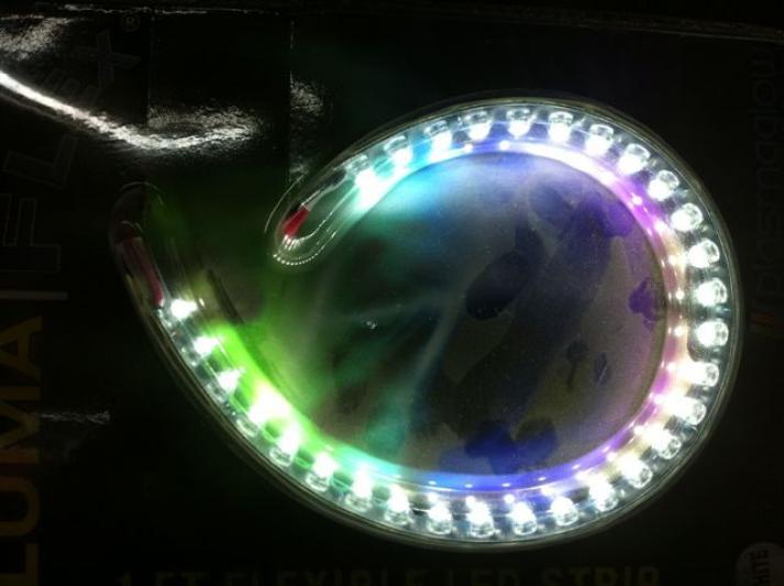 Luces led para camiones autos focos baliza looping cotiza precios venta 2019 chile - Focos led con luces de colores ...