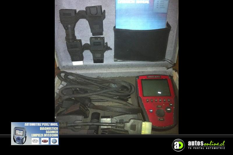Escanner Para Vehiculos Reparacion Caja De Cambio