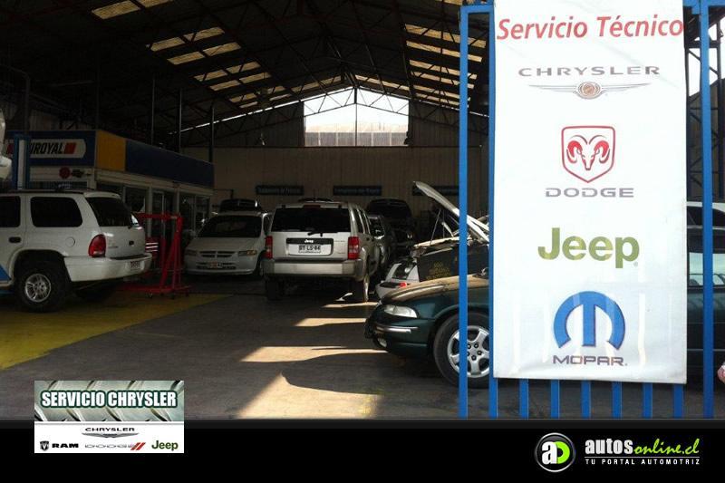 repuestos dodoge, chrysler, jeep, servicio chrysler en estacion
