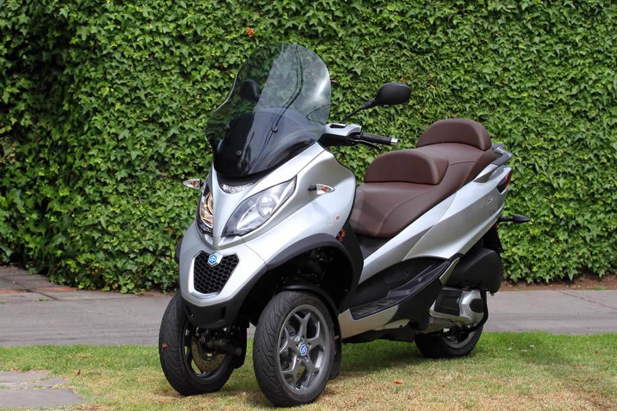 moto scooter 3 ruedas chile