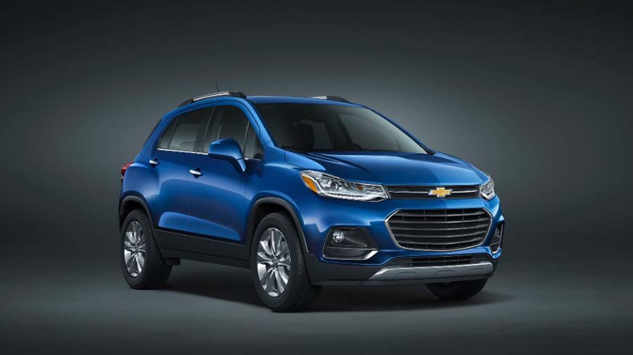 All New Chevrolet Tracker 6