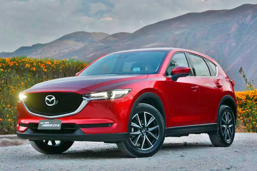 All New Mazda CX5, elegido el SUV de América