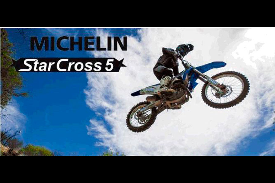 Michelin La multinacional francesa presenta StarCross5