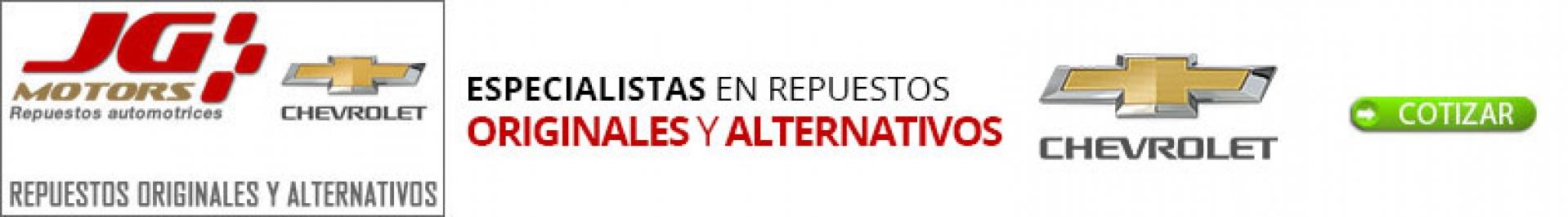 Venta De Repuestos Chevrolet En Chile Cotiza Precios Venta 2020