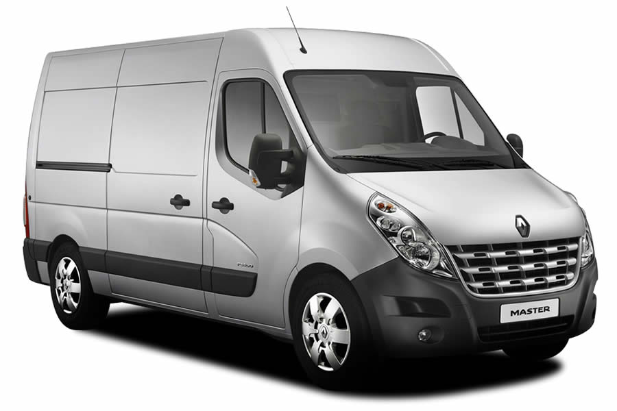 Renault Master Chile