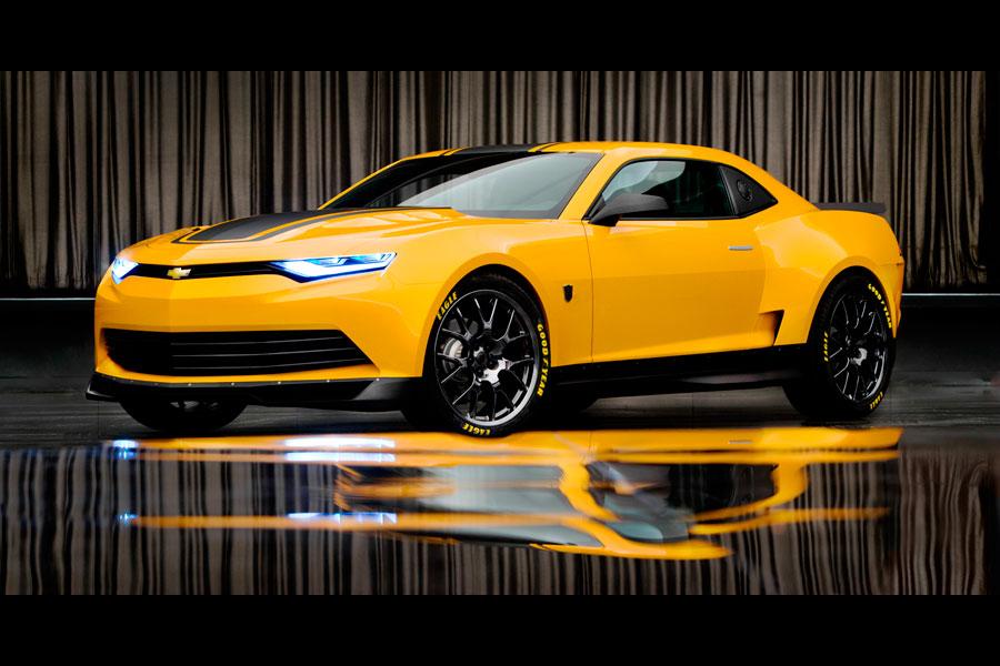 Chevrolet Camaro en Transformers , Chevrolet » Cotiza ...