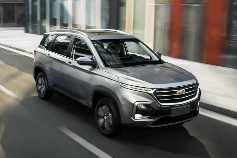 Chevrolet captiva chevrolet autos nuevos nuevos 2017 chile cotiza precios venta 2017