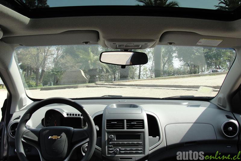 Chevrolet Sonic Sedan Autom Viles Sed N Autos Nuevos Por Categoria Nuevos 2017 Chile