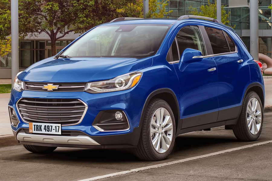 Chevrolet Tracker | CHEVROLET | Autos Nuevos | Nuevos 2017 ...