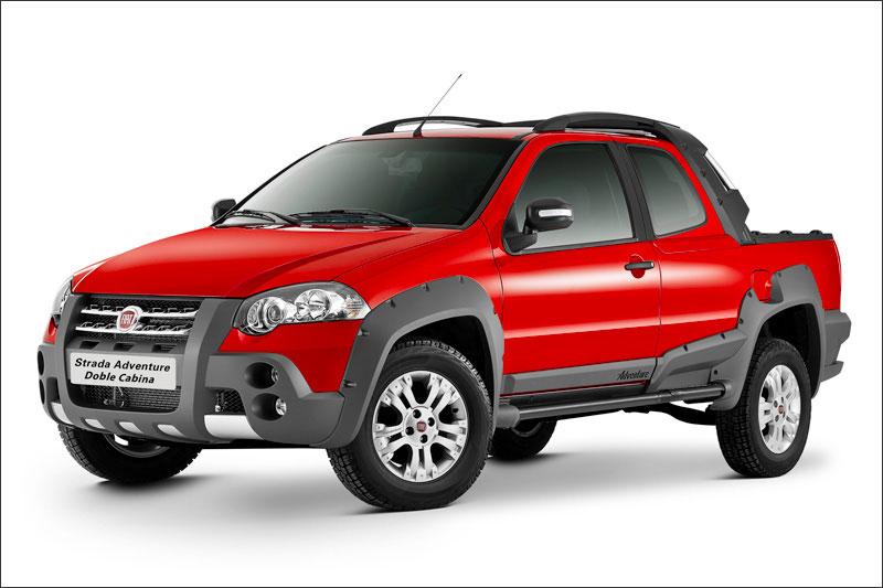 Fiat strada doble cabina adventure camioneta fiat for Fiat adventure precio