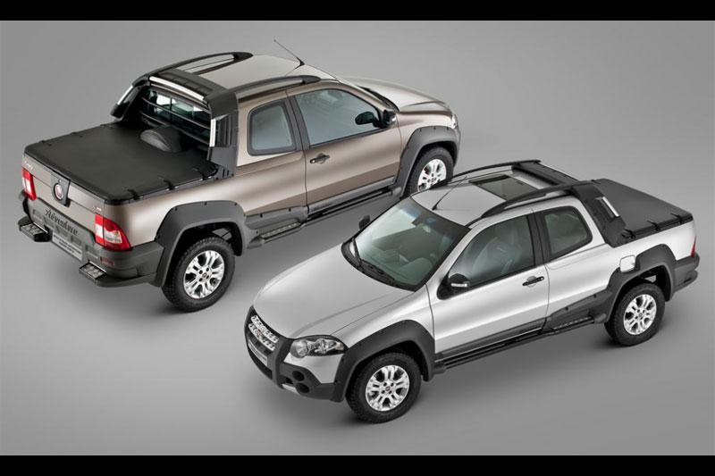 Fiat strada adventure cl for Fiat adventure precio