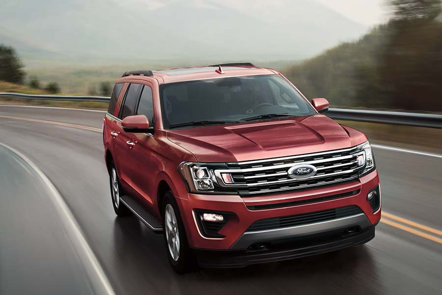 FORD EXPEDITION, NUEVO FORD EXPEDITION, CONCESIONARIO FORD