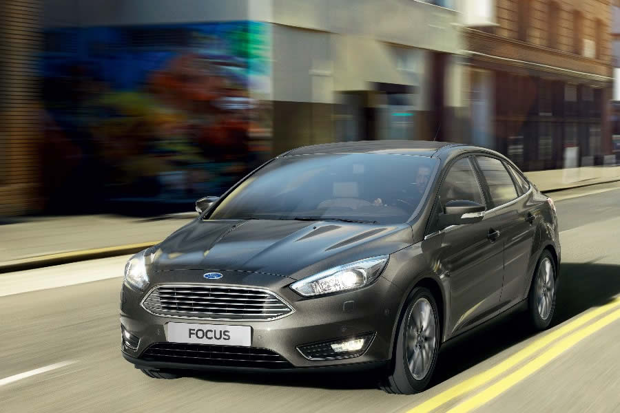 FORD FOCUS SEDAN, NUEVO FORD FOCUS SEDAN EN CONCESIONARIO FORD