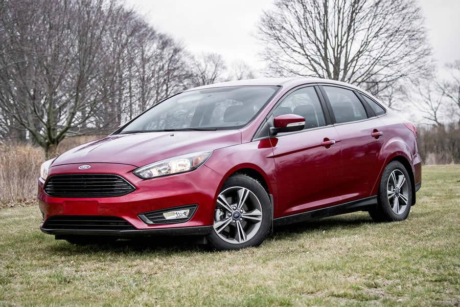 Ford Focus Sedan FORD Autos Nuevos 2017 Chile