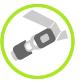 Cinturon de Seguridad para autos, vehiculos, cinturones de seguridad para buses