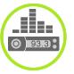 Radios de Autos, Radio con CD, Radio MP3, USB, DVD, radio con Bluetooth, radios Pantalla touch