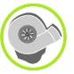 Servicios de reparacion de turbos de vehiculos