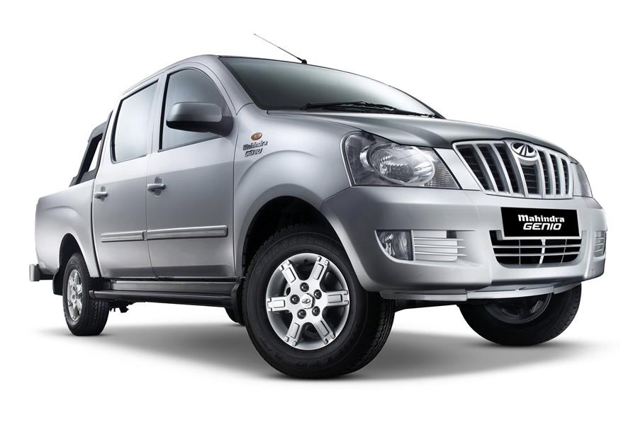 Mahindra estrena Genio y XUV 500 , MAHINDRA » Cotiza precios venta