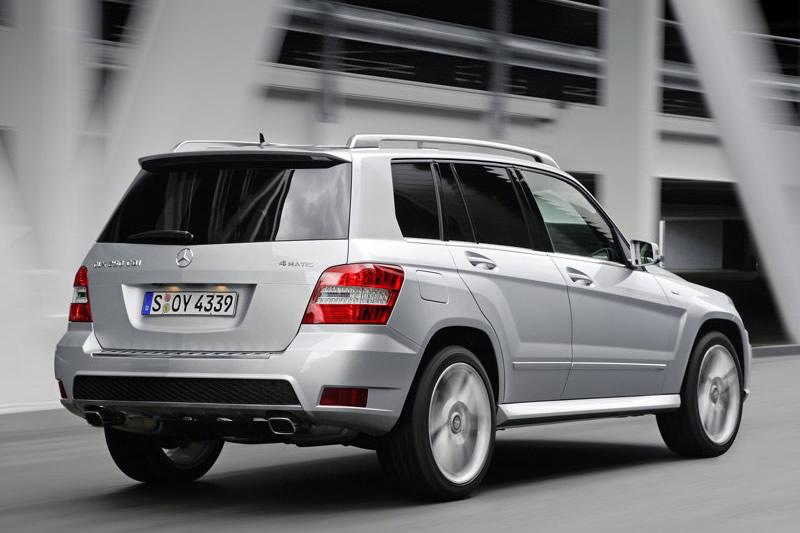 Mercedes benz glk 220 suv autos nuevos por categoria for 2017 glk mercedes benz