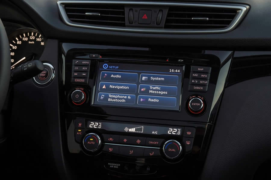 Nissan new qashqai nissan autos nuevos nuevos 2017 Interieur qashqai 2014