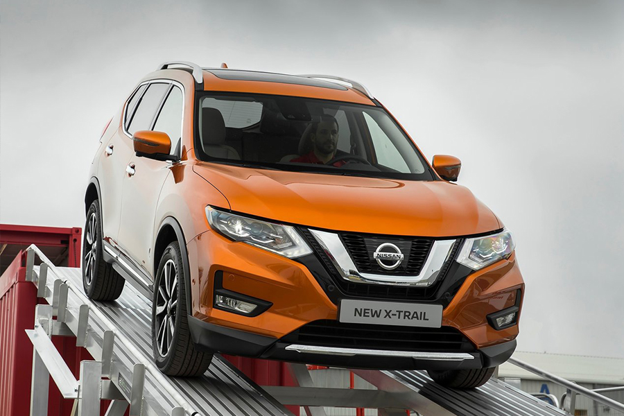 nissan new xtrail catalogo vigente autos nuevos en chile cotiza precios venta 2019 chile. Black Bedroom Furniture Sets. Home Design Ideas