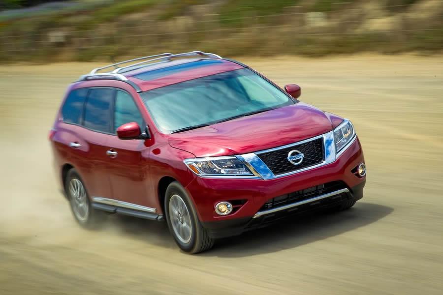 Nissan Pathfinder Catalogo Vigente Autos Nuevos En Chile Cotiza