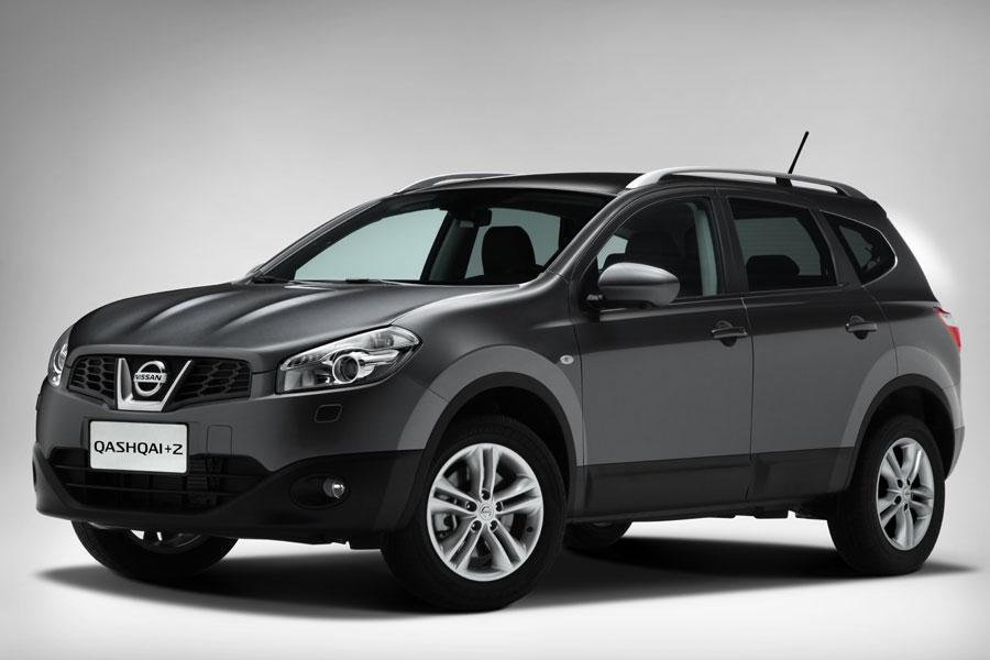 Nissan QASHQAI, Crossover de estilo dinámico