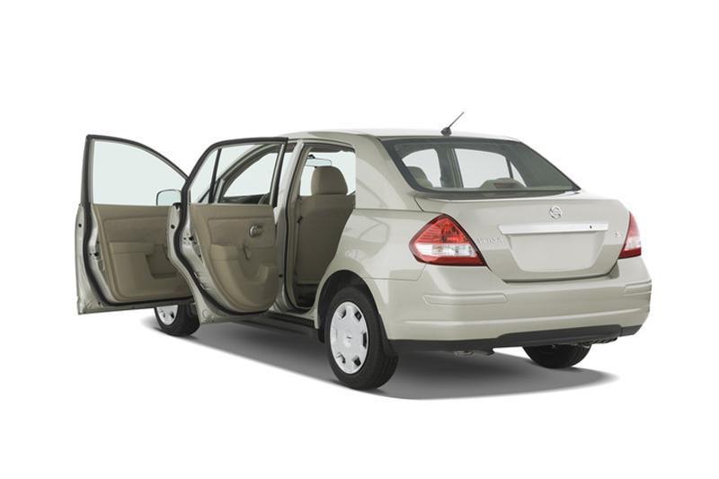 Nissan Tiida Sedan | Automóviles Sedán | Autos Nuevos por ...