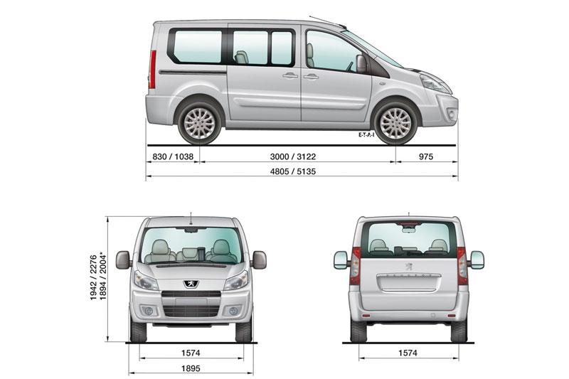 Peugeot Expert Minibus Van Minivan Autos Nuevos Por Categoria Nuevos 2018 Chile Cotiza