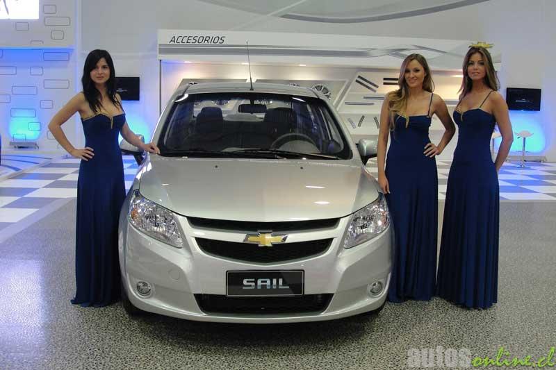 Chevrolet Sail Lo Nuevo De Chevrolet Chevrolet 187 Cotiza
