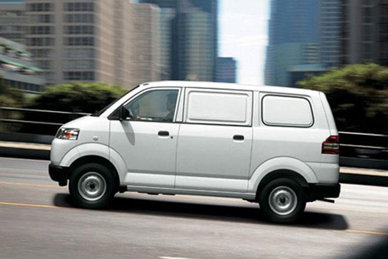 Suzuki Apv Sgx Review
