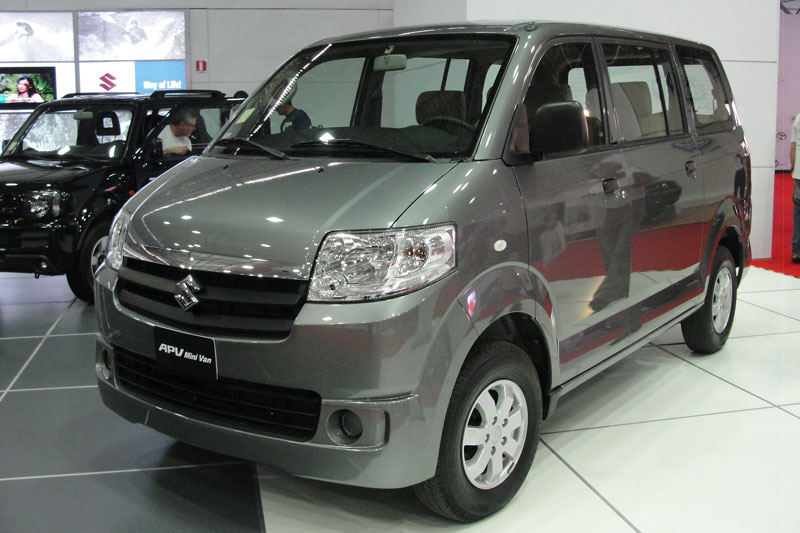 Suzuki Peru Apv