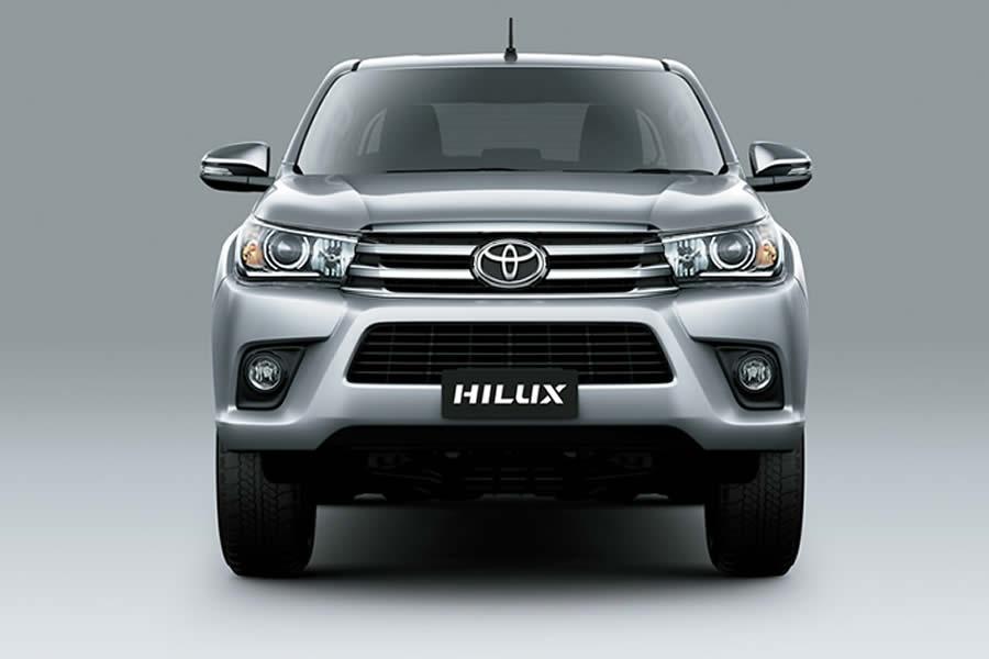 Toyota Hilux 2018 Japon >> Chile autos camionetas toyota hilux