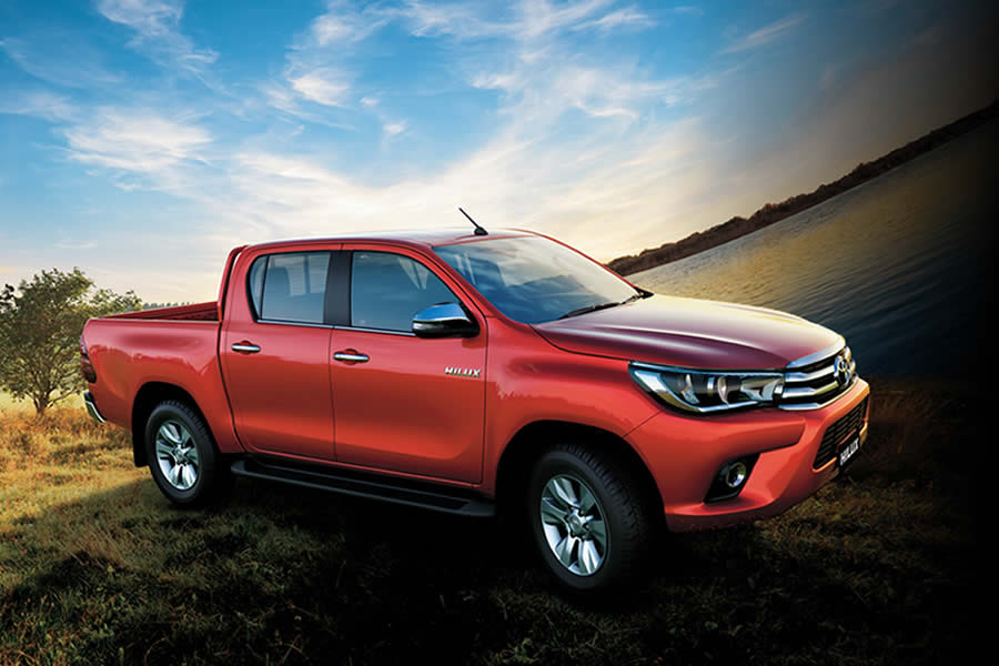 Toyota Hilux » Cotiza precios venta 2018 Chile ...