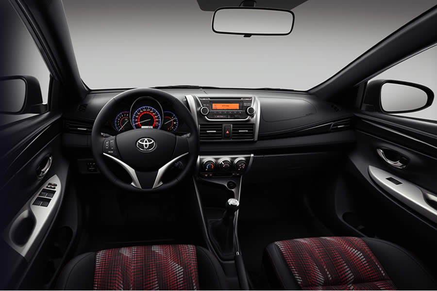toyota new yaris sport cotiza precios venta 2019 chile. Black Bedroom Furniture Sets. Home Design Ideas