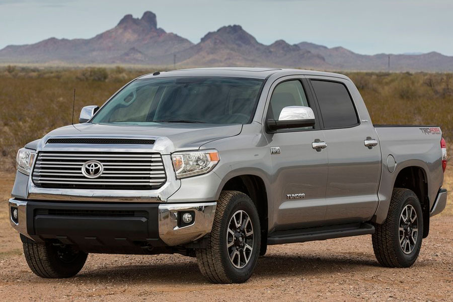 2017 Toyota Tundra Crewmax Kelley Blue Book Autos Post