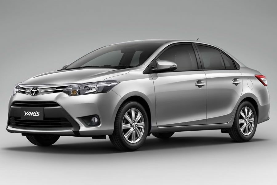 Toyota yaris sedan toyota autos nuevos catalogo vigente autos nuevos en chile cotiza for Exterior accessories toyota yaris