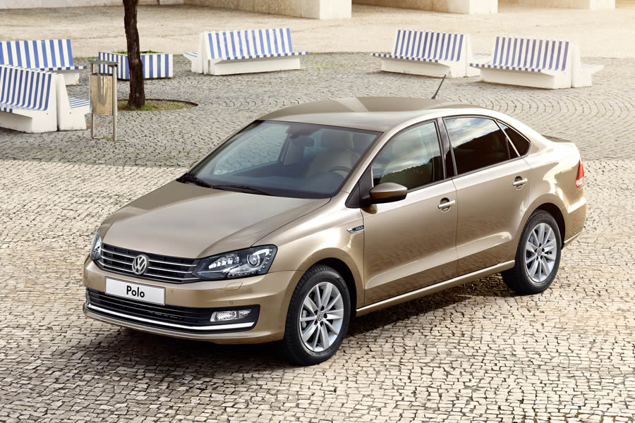 Volkswagen Polo Sedan Autom 243 Viles Sed 225 N Autos Nuevos