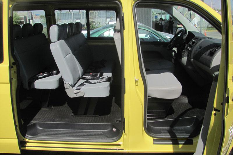Volkswagen Transporter Escolar Nuevos 2018 Chile